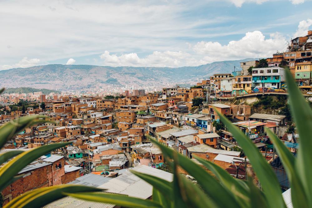 Medellin et ses quartiers populaires